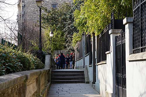 Montmartre residencial
