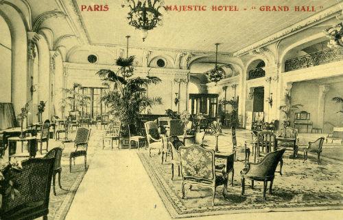 Hotel Peninsula em Paris