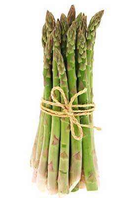 aspargos verdes