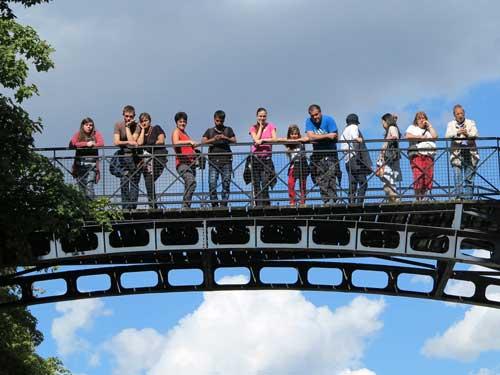 Ponte sobre o Canal Saint Martin