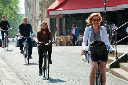Conheça os nossos passeios de bicicleta por Paris