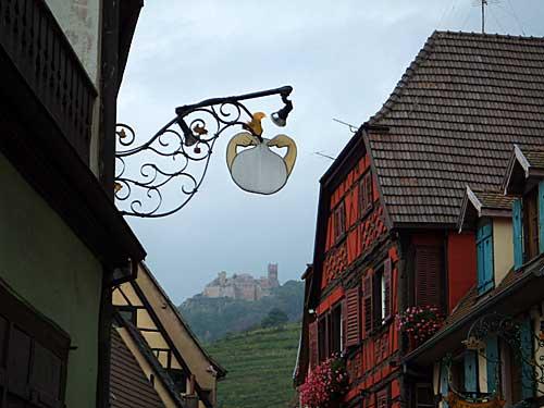 Alsácia, placas