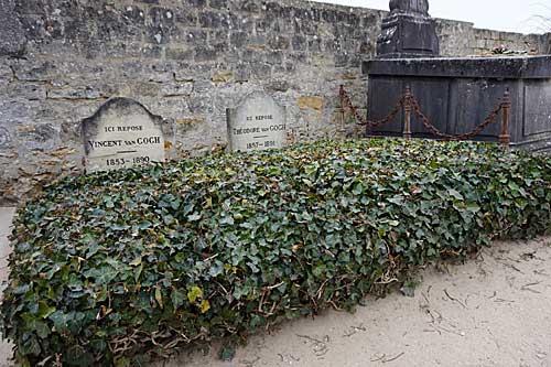 Túmulos de Vincent e The van Gogh