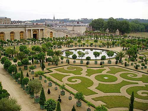 Jardins de Versaille