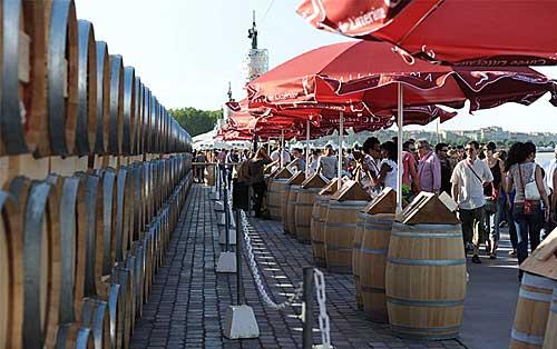 Fim de semana degustação vinhos em Bordeaux