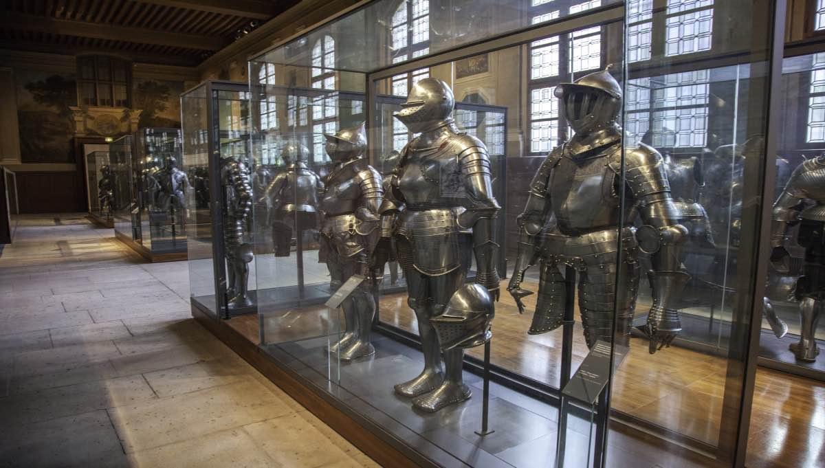 museus de paris invalides