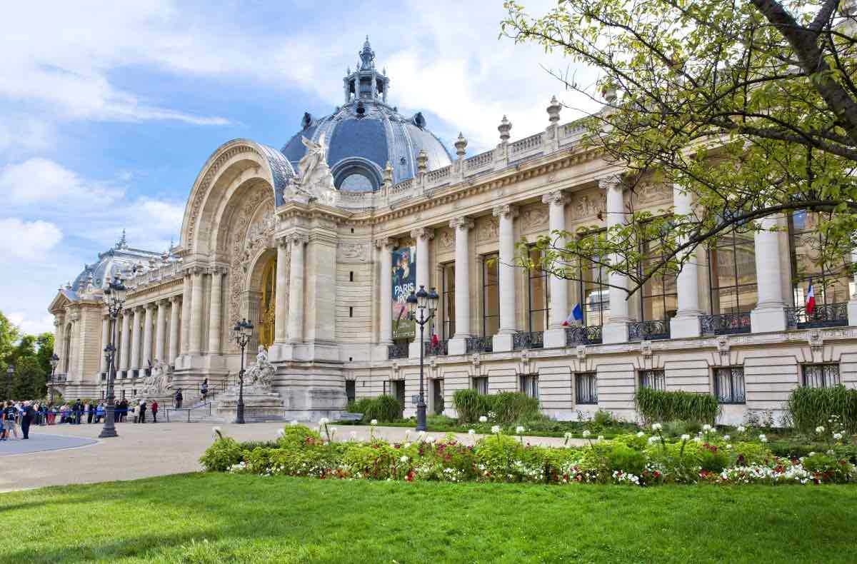 museus de paris petit palais