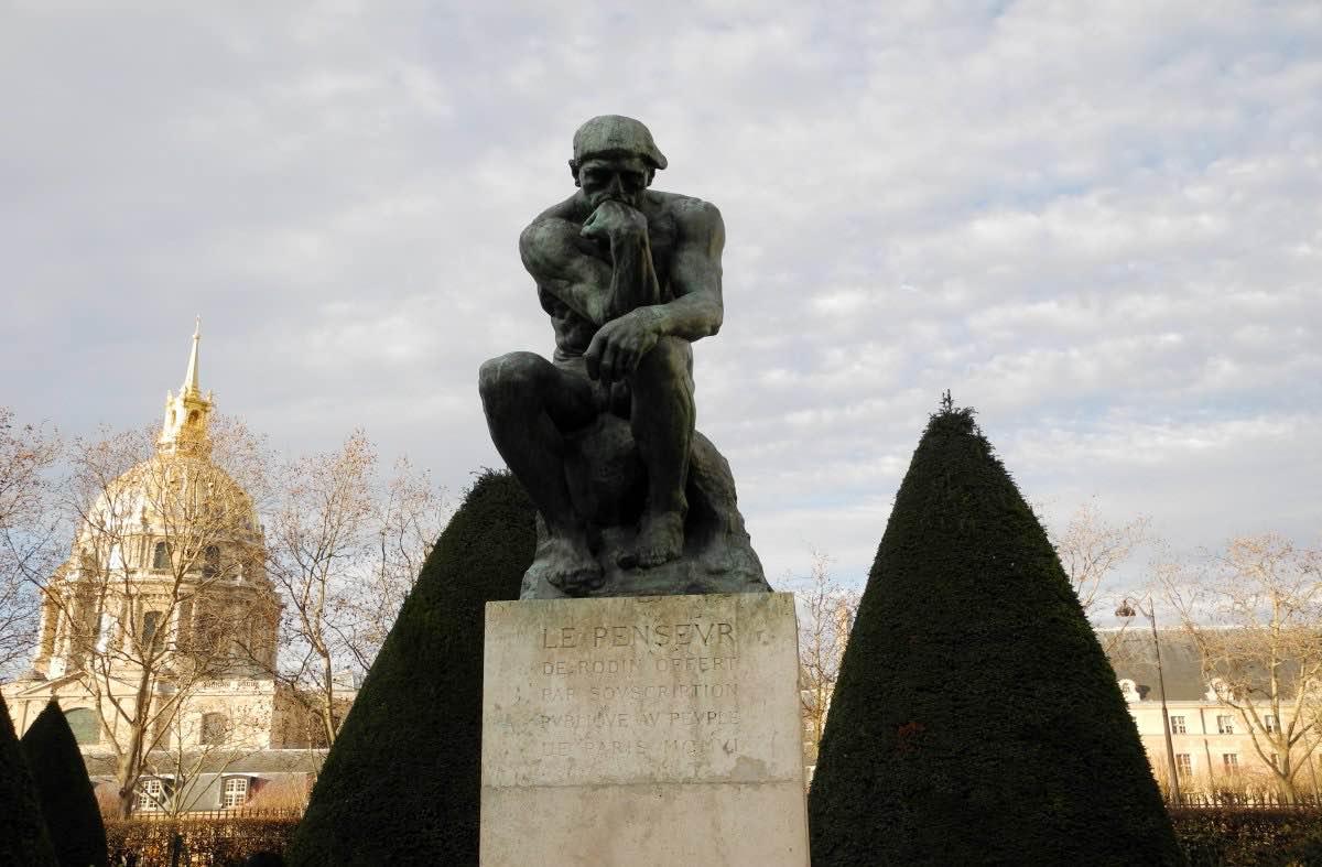 museus de paris rodin