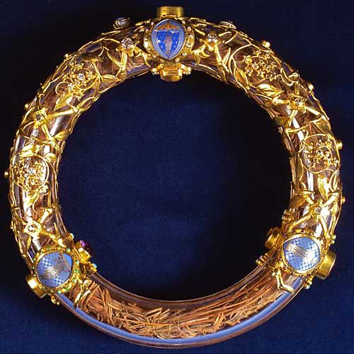 Notre Dame, relíquia coroa de Cristo