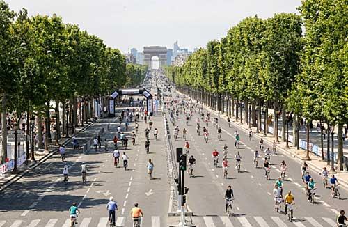 Paris sem carros