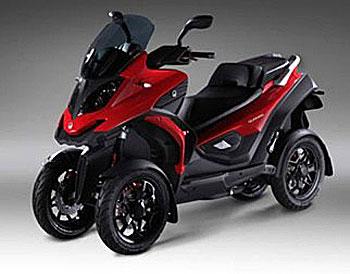 Scooter 4 rodas