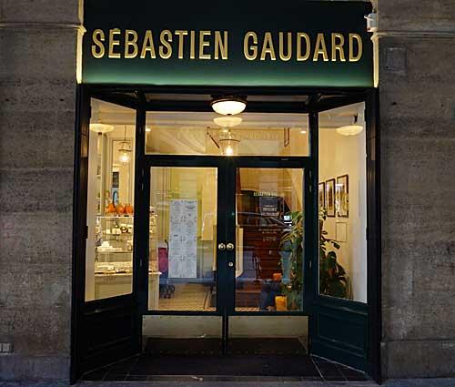Casa de chá Sébastien Gaudart