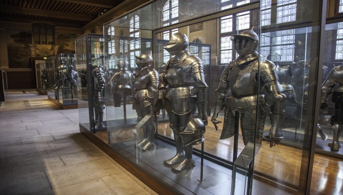 Museu das Forças Armadas, nos Invalides, em Paris.