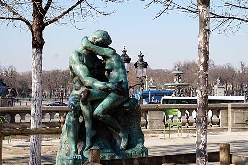 Rodin. O Beijo