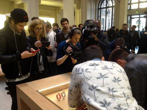 Apple Store Paris