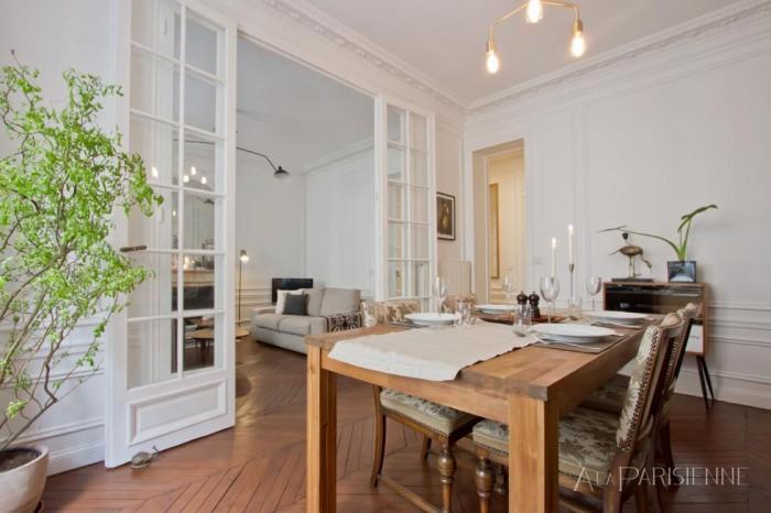 Apartamento para alugar na região do Canal Saint Martin, em Paris