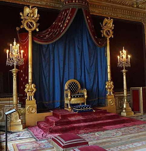 Sala do Trono de Napoleão