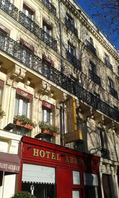 Hotel Abbatial