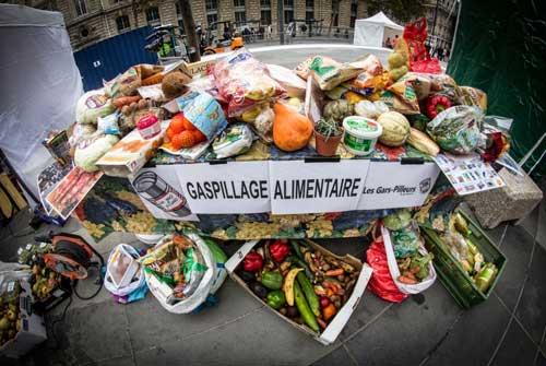 Desperdício alimentar