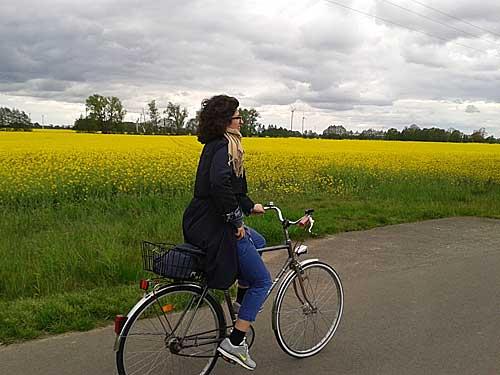 Berlim de bike
