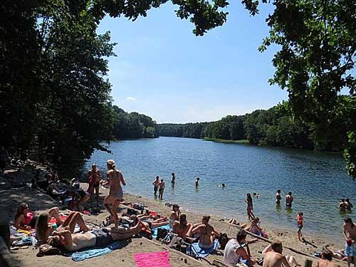 Os lagos de Berlim