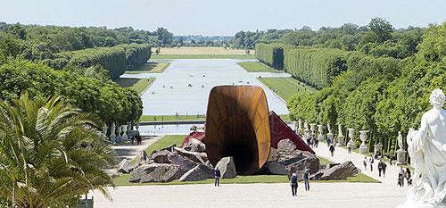 Kapoor em Versailles