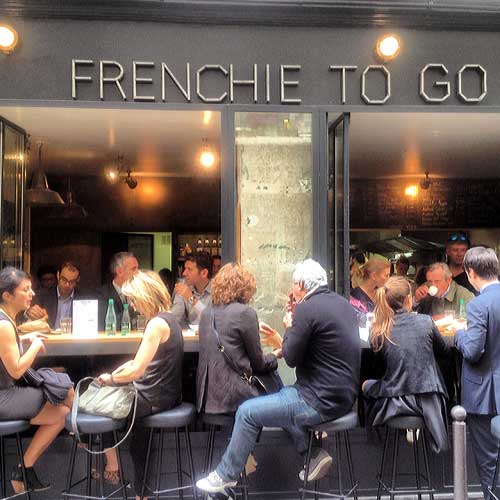 Rue du Nil, Frenchie to Go