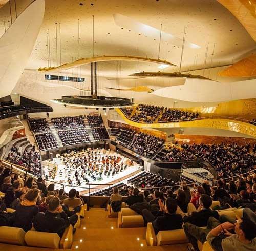 Crédito foto: Philharmonie de Paris