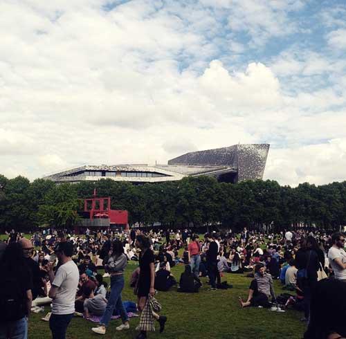 Crédito foto: Instagram Philharmonie de Paris