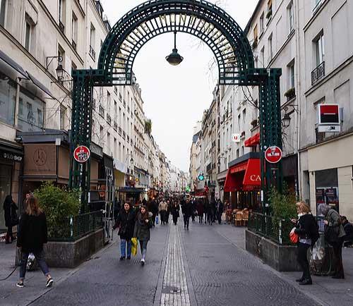 Rue Montorgueil
