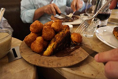 Batatas deliciosas