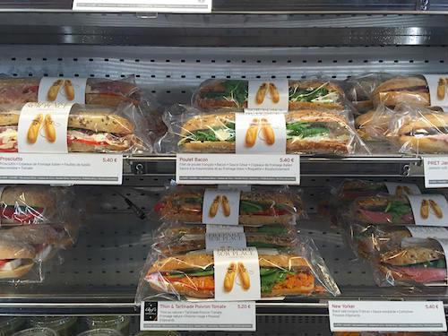 almoços rápidos e baratos