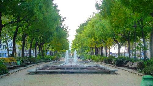 O boulevard Richard Lenoir