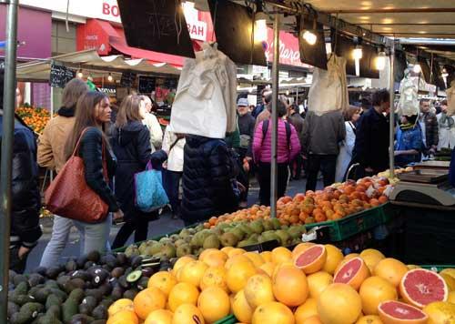 Mercado Aligre