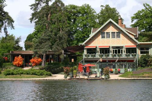 Le Chalet des Îles (foto retirada do site oficial do restaurante)