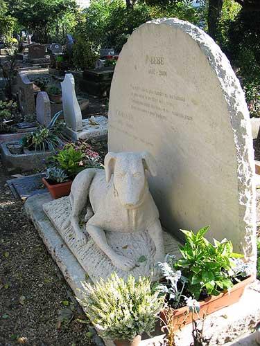 Cemitério dos animais de Asnière