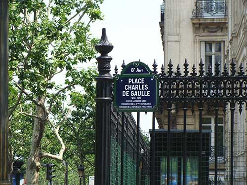 Praça Charles de Gaulle, Paris