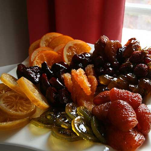 Frutos cristalizados. Couleur Lavanda no Flickr