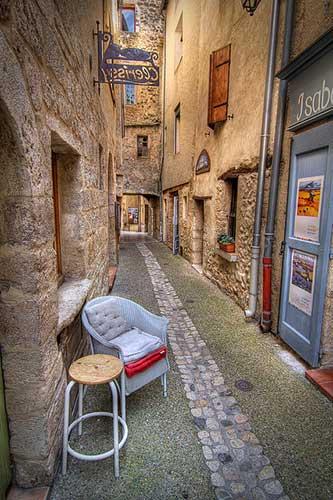 Moustiers Sainte Marie. decar66 no Flickr