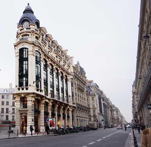 Rua Reaumur, Paris