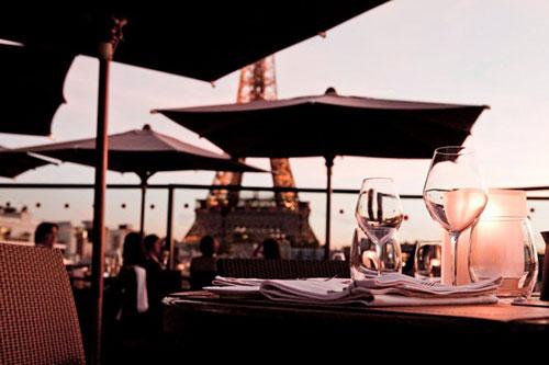 Restaurante Les Ombres