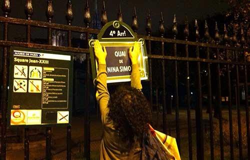 Feminização dos nomes das ruas de Paris
