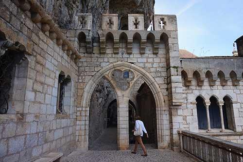 Rocamadour, santuário