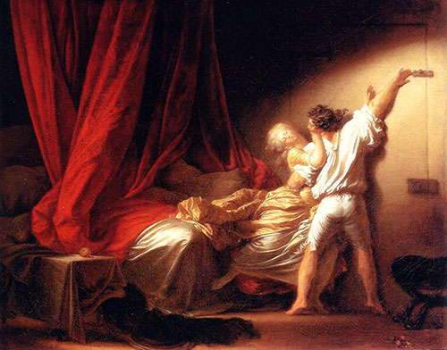 Le Verrou de Fragonard