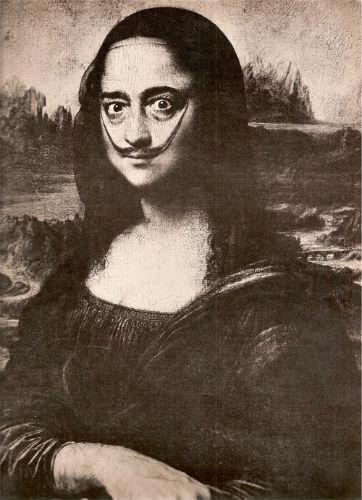 Mona Lisa Dali