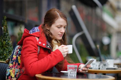 Paris no inverno. Maria Sbytova no Shutterstock