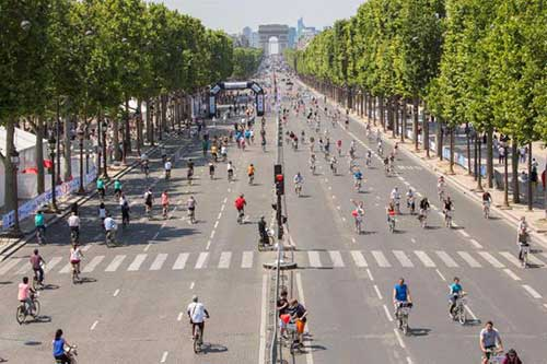 27 de setembro, Paris sem carros