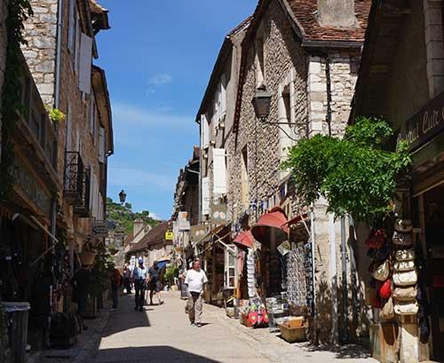 Rocamadour, cidade medieval