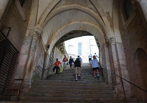 Pequena cidade de Rocamadour