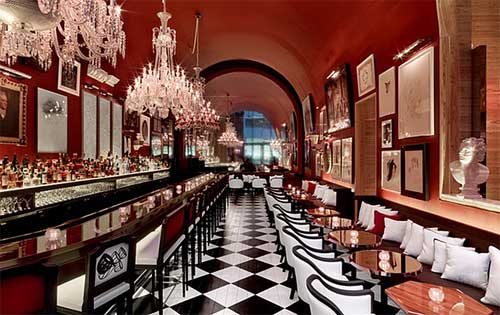 Hotel Baccarat, New York